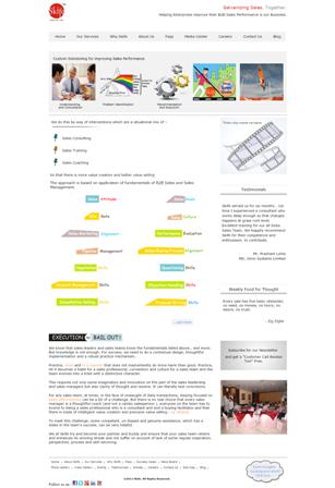Skife - An HTML Website